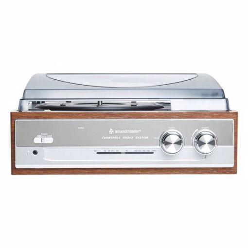 Soundmaster platenspeler PL186