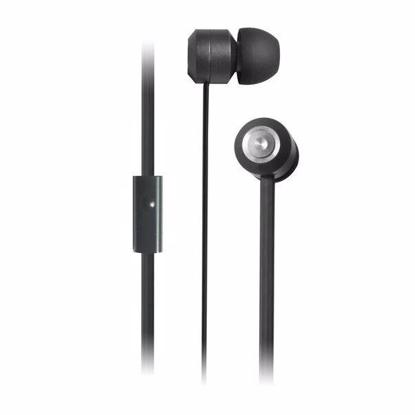 Dcybel in-ear hoofdtelefoon URBAN BLACK