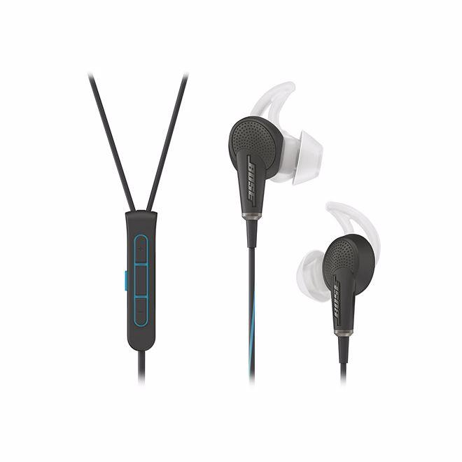 Bose hoofdtelefoon QuietComfort20 IPHONE (Zwart)