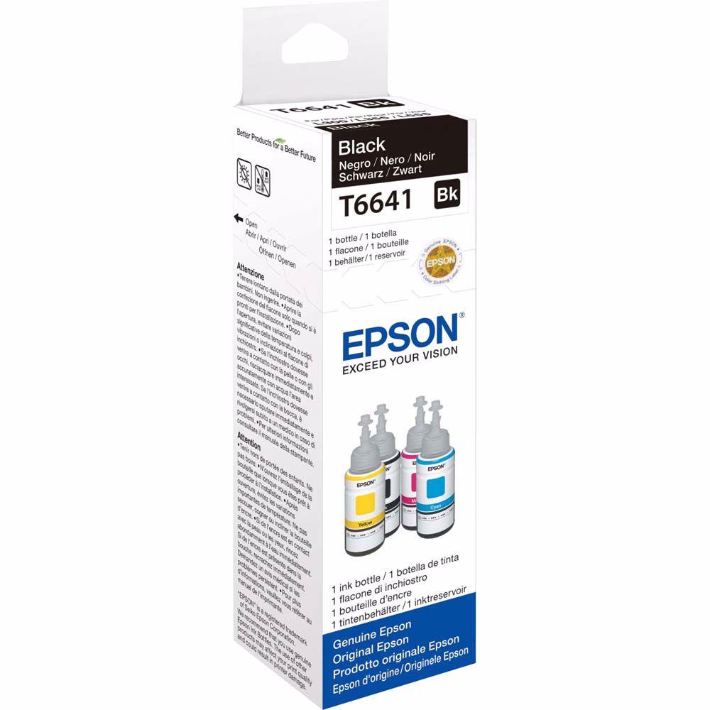 Epson ecotank T6641 BLK