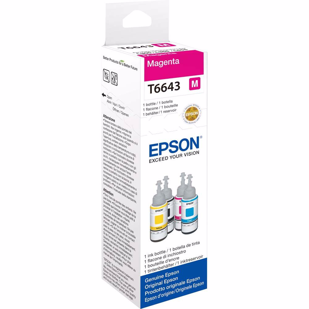 Epson ecotank T6643 MAG