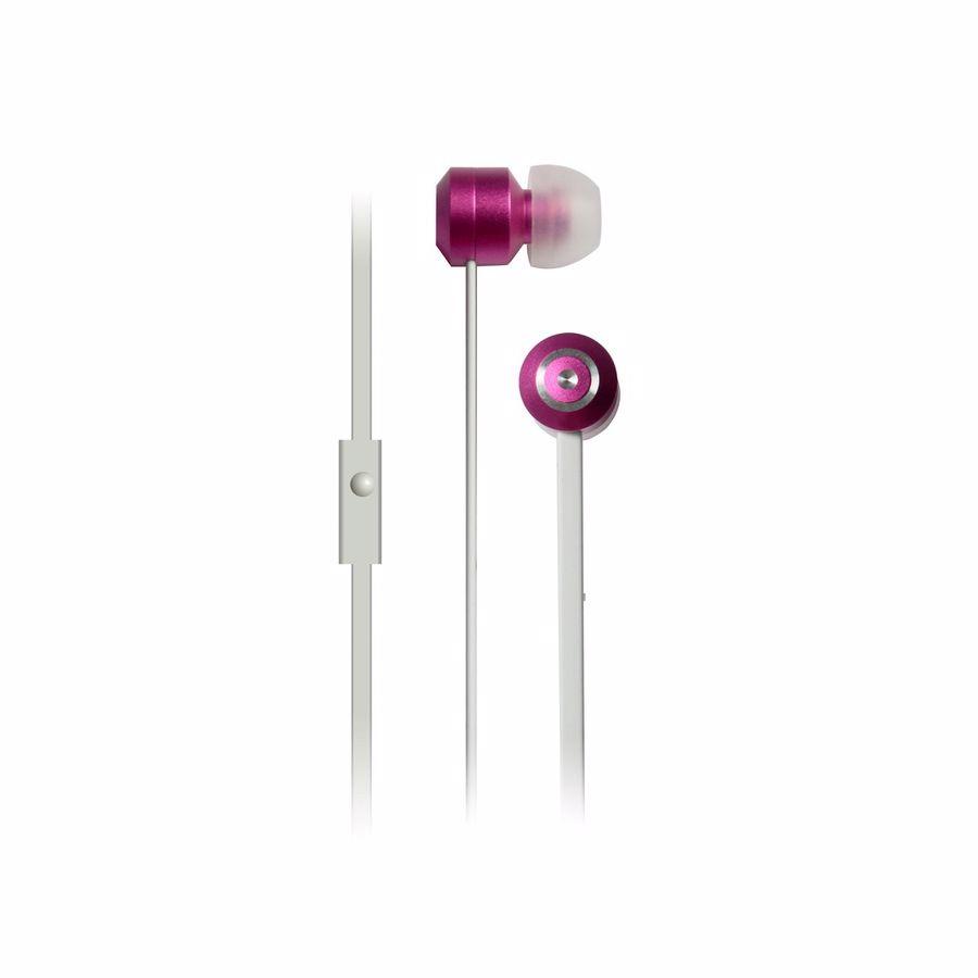 Dcybel in-ear hoofdtelefoon URBAN Roze