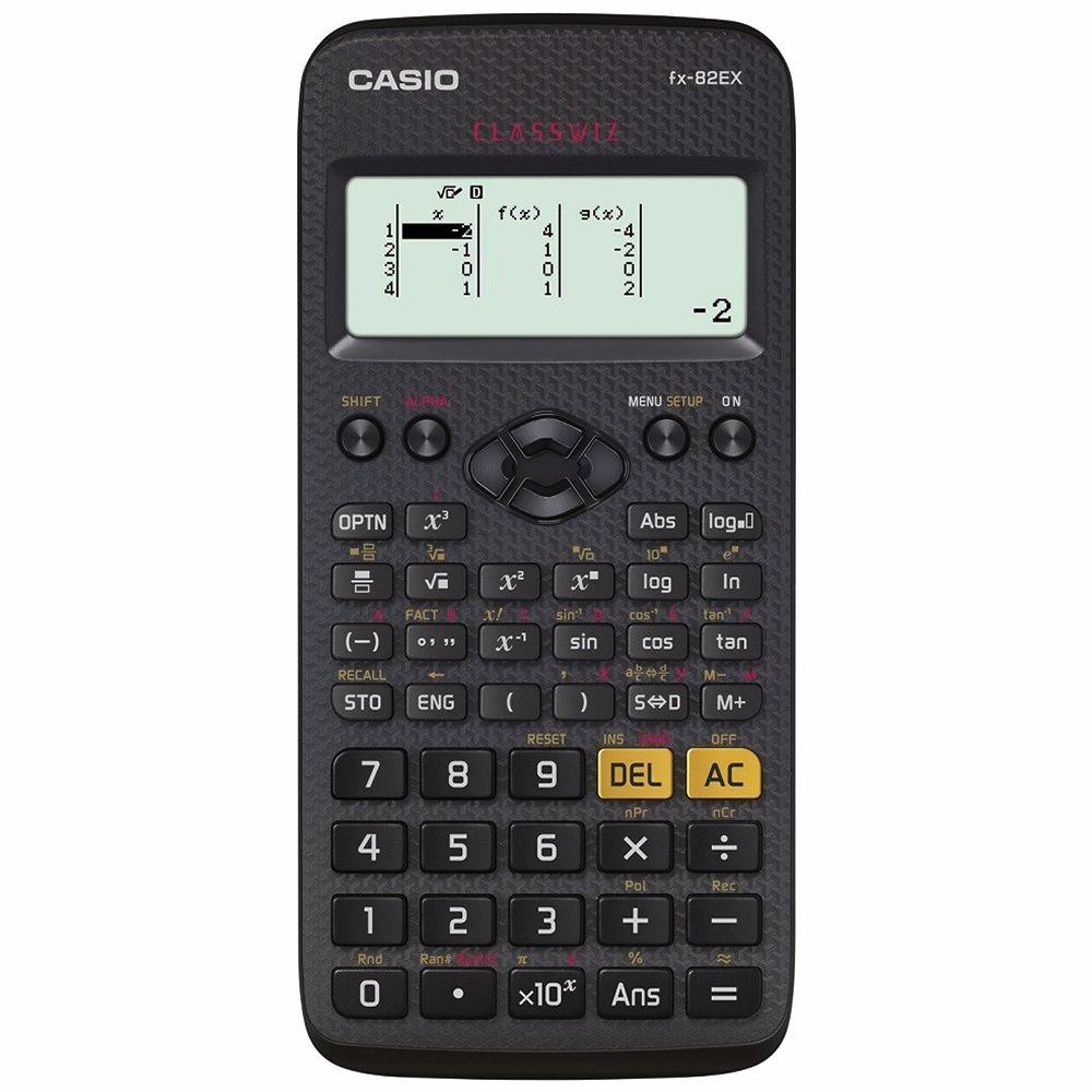 Casio rekenmachine FX-82EX