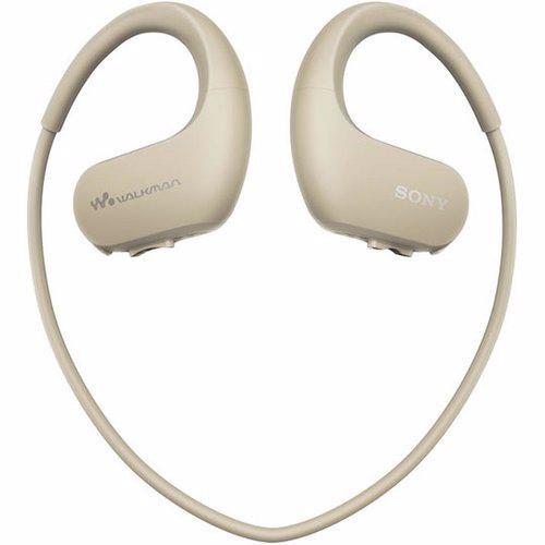 Sony draadloze walkman NWWS413 (Ivoor)