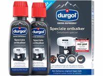 Durgol Swiss Espresso ontkalker 2X125ML