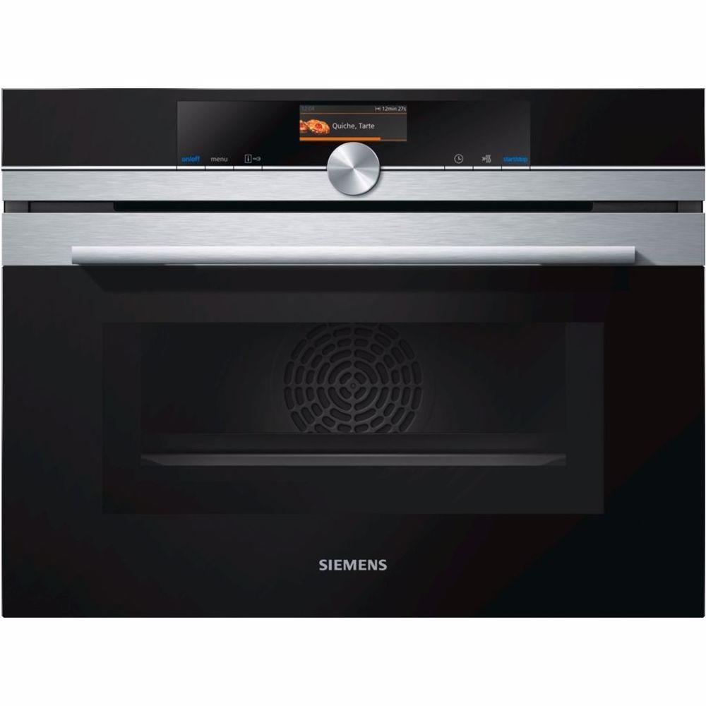Siemens Home Connect combimagnetron (inbouw) CM676G0S6