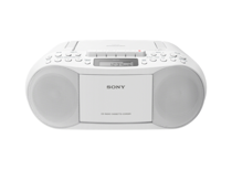 Sony portable radio CFDS70W