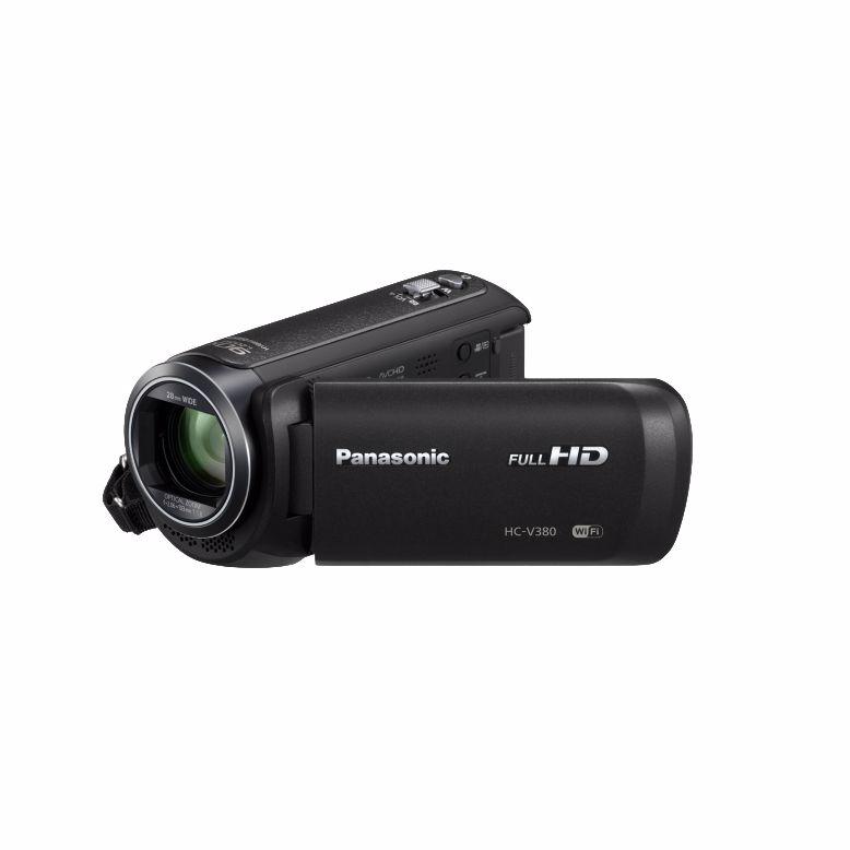 Panasonic camcorder HC-V380EG-K (Zwart)