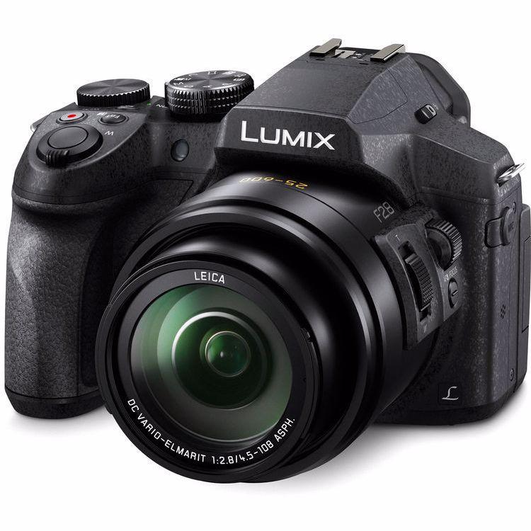Panasonic compact camera Lumix DMC-FZ300 Zwart