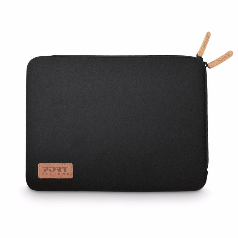 Port laptop sleeve SLV 12.5 TORINO NOIR