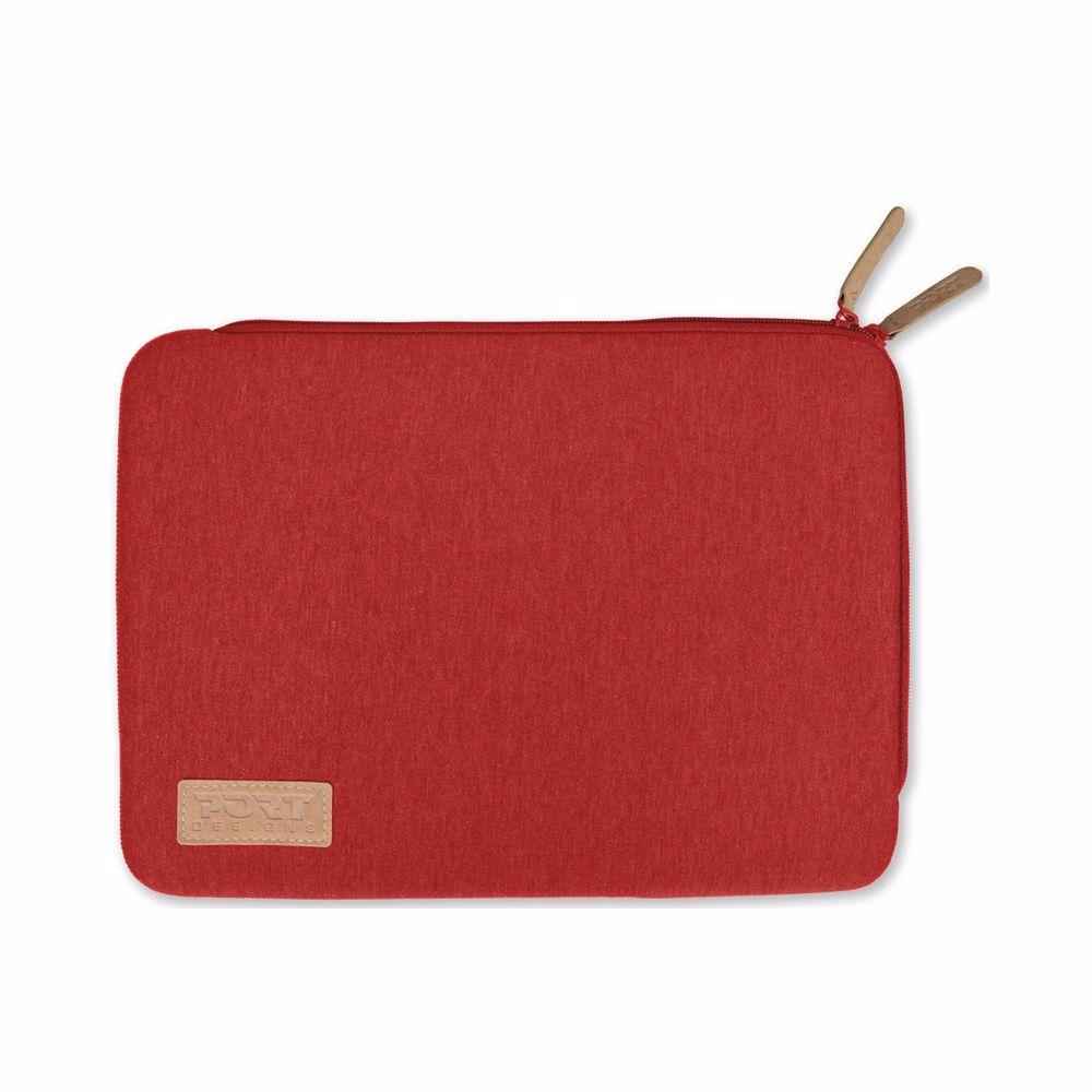 Port laptop sleeve SLV 10 TORINO ROUGE