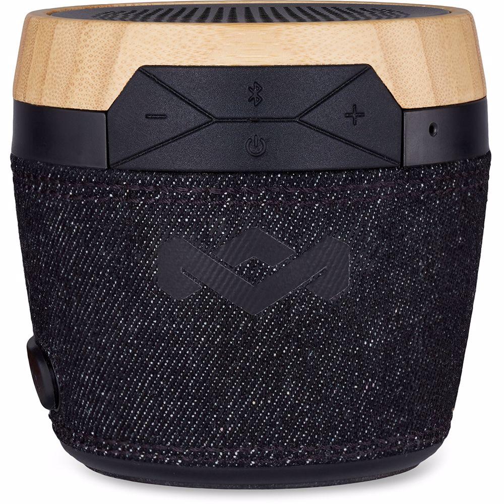 House of Marley bluetooth speaker Chant mini (Zwart)