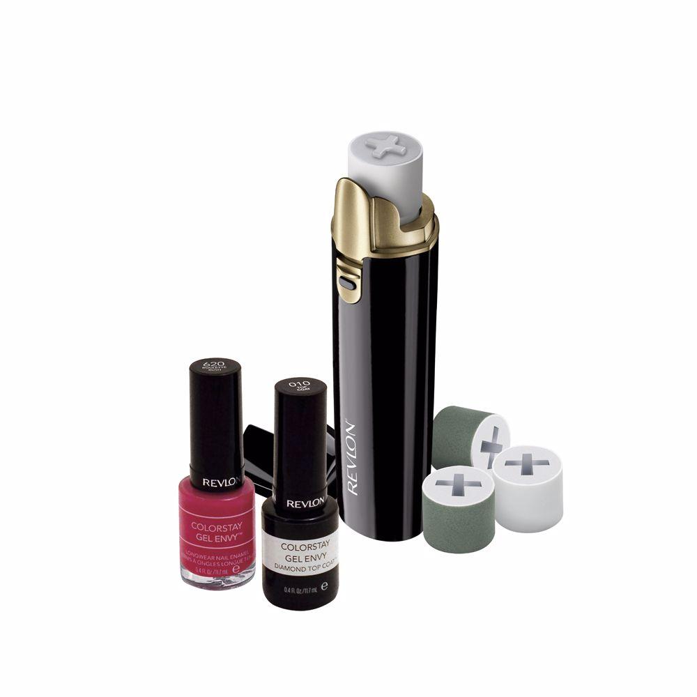 Revlon manicureset Shine Addict Nagelvijl