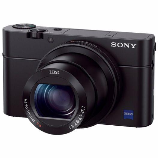 Sony compact camera DSC-RX100M3