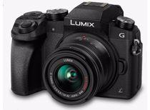 Panasonic systeemcamera LUMIX G DMC-G7 14-42 ZW