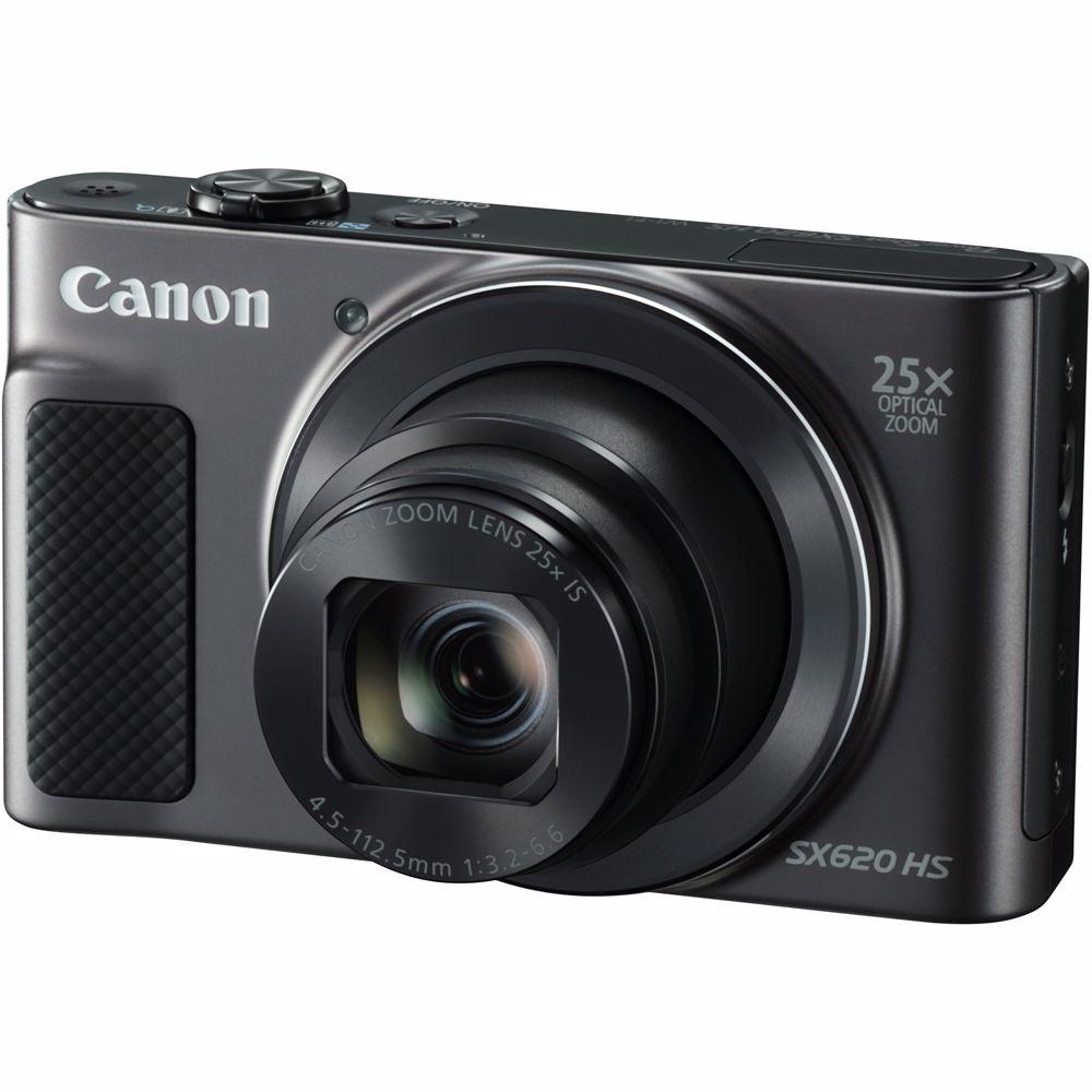 Canon compact camera POWERSHOT SX620 HS BLACK
