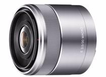 Sony objectief 30mm F/3.5 MACRO voor systeemcamera