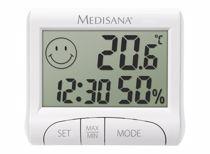 Medisana hygro-/thermometer HG 100