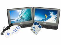 Salora portable DVD speler DVP9948DUO+GC