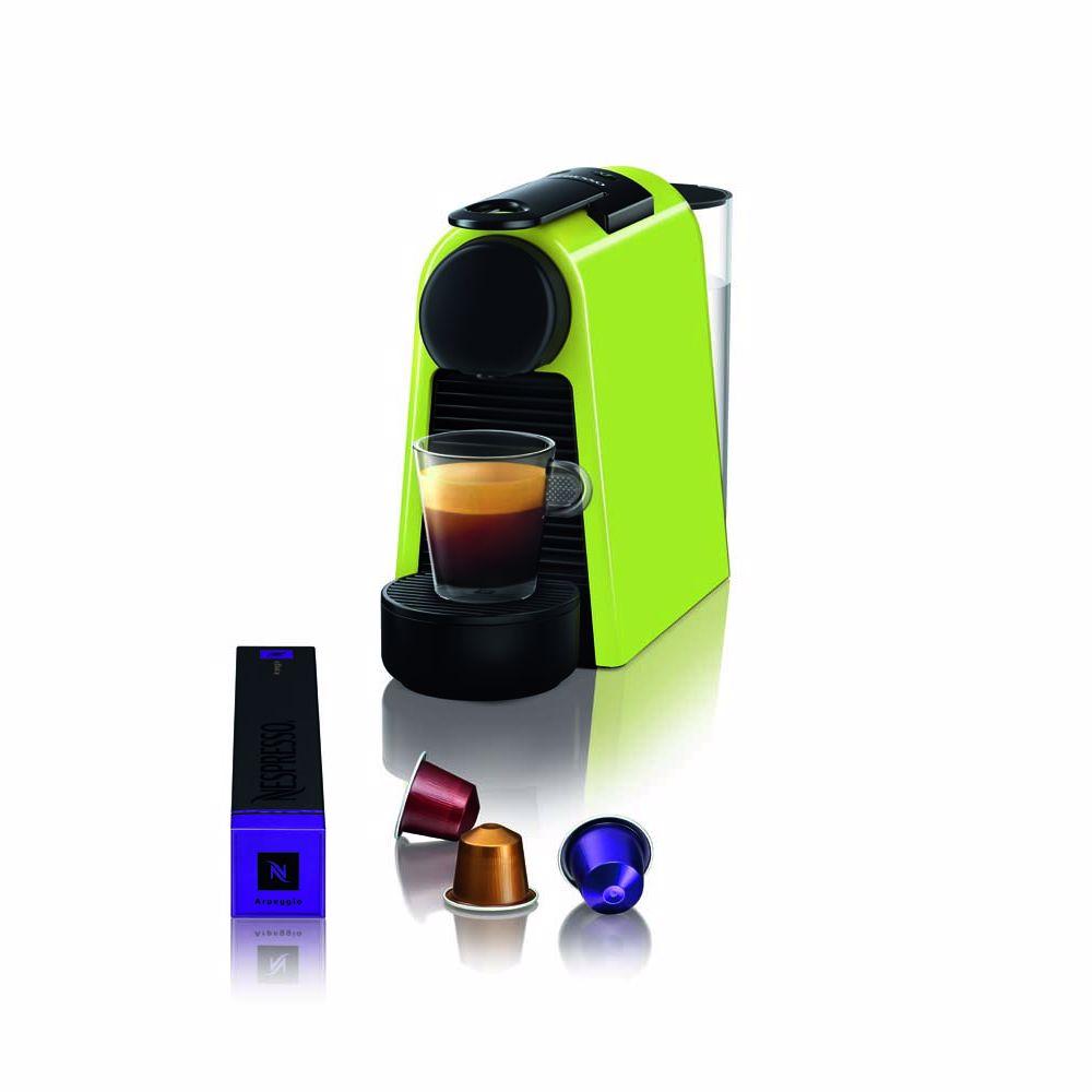 Nespresso Magimix koffieapparaat Essenza Mini M115 (Groen)