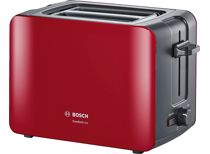Bosch broodrooster ComfortLine TAT6A114 (Rood)