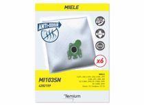 Temium stofzuigerzakken MI103SN X6