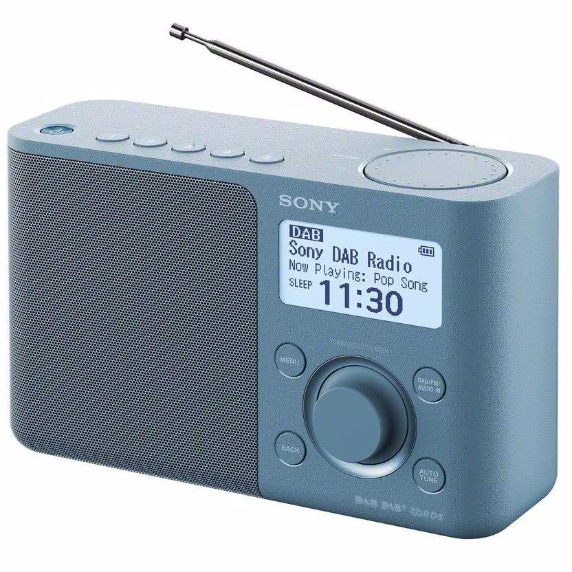 Sony DAB radio XDRS61DL
