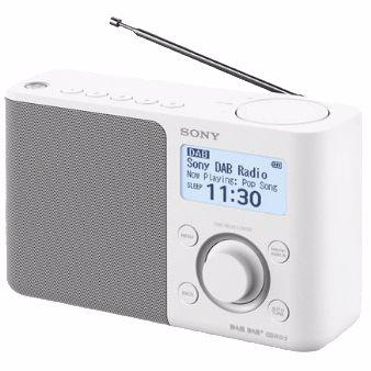 Sony DAB radio XDRS61DW