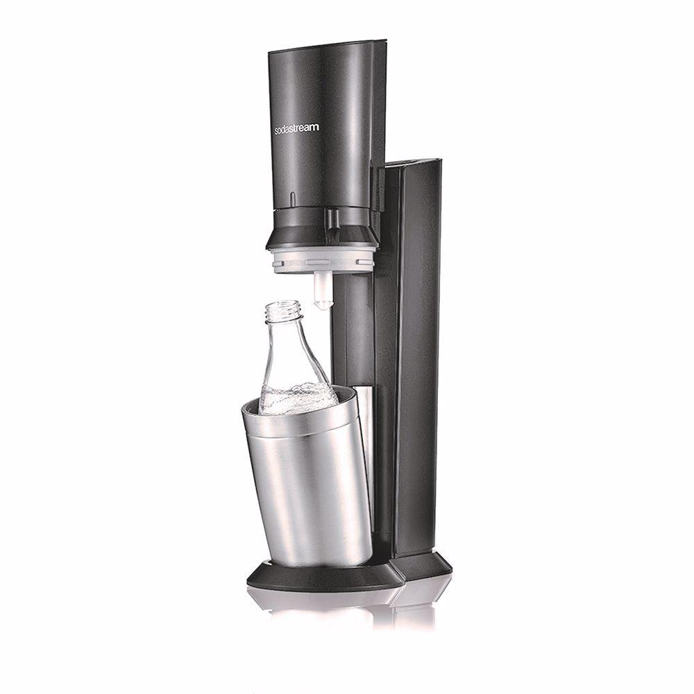 SodaStream soda maker Crystal (Zwart)