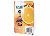 Epson cartridge T3341 (Zwart)