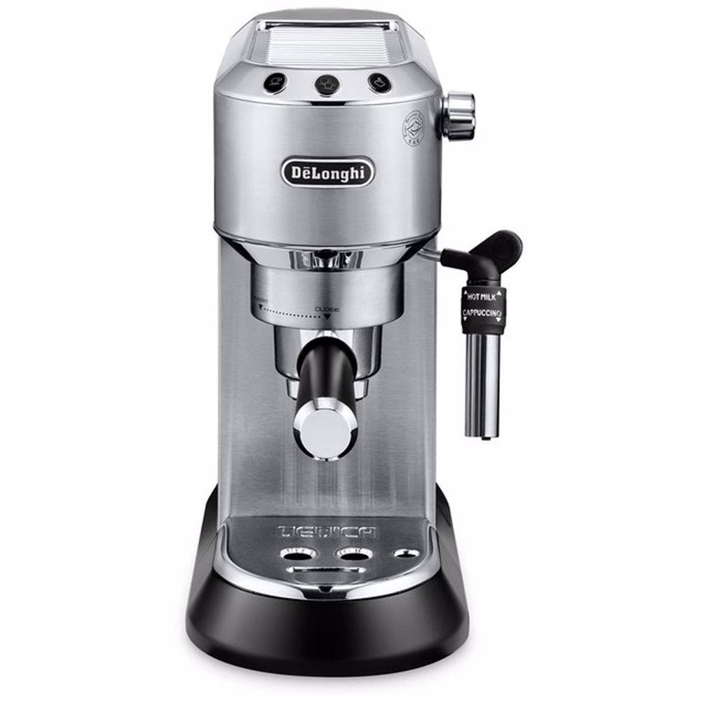 DeLonghi espresso apparaat EC685.M (Zilver)