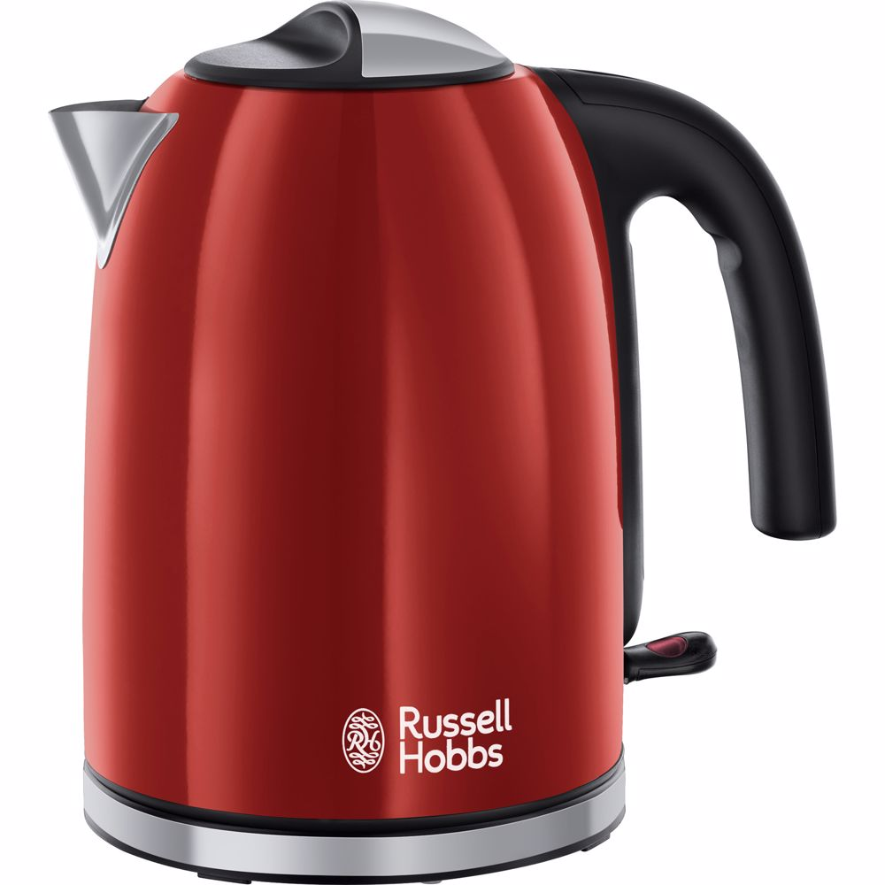 Russell Hobbs waterkoker Colours Plus Flame 20412-70 (Rood)