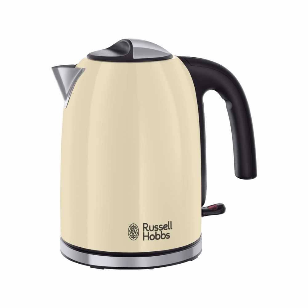 Russell Hobbs waterkoker 20415-70 Colours Plus (Creme)