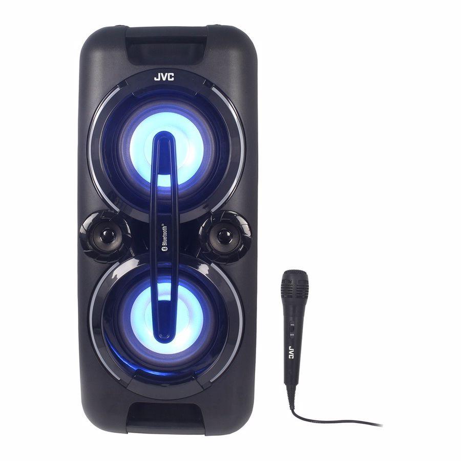 JVC bluetooth speaker XS-F527B