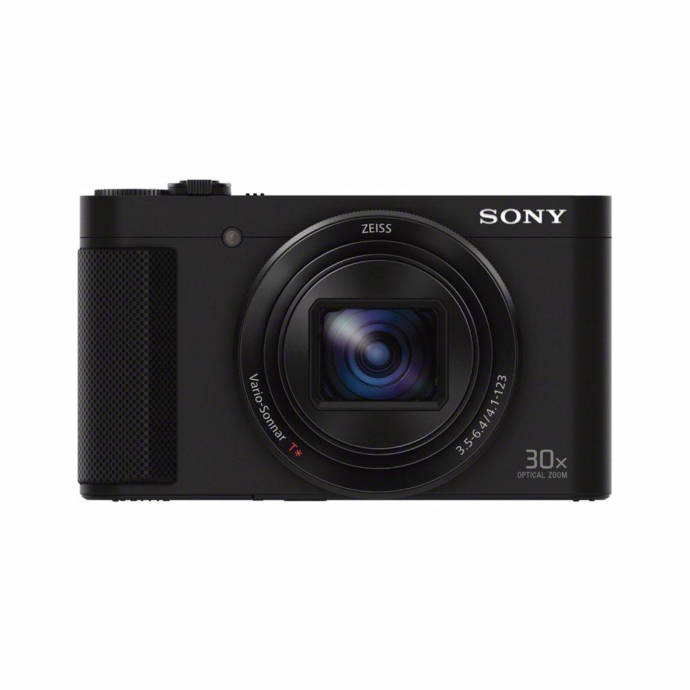 Sony compact camera DSC-HX90V (incl. tas + 8GB SD-kaart)