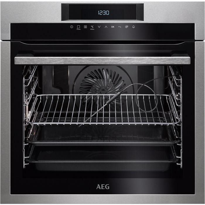 AEG SenseCook Pyroluxe oven (inbouw) BPE742220M