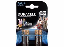 Duracell batterij ALKA ULTRAPOWER AAA X4