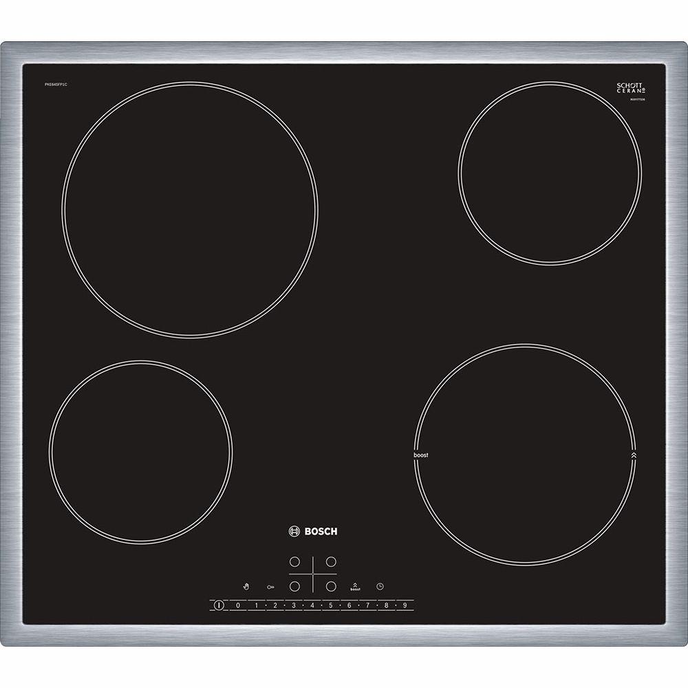 Bosch keramische kookplaat  (inbouw) PKE645FP1E