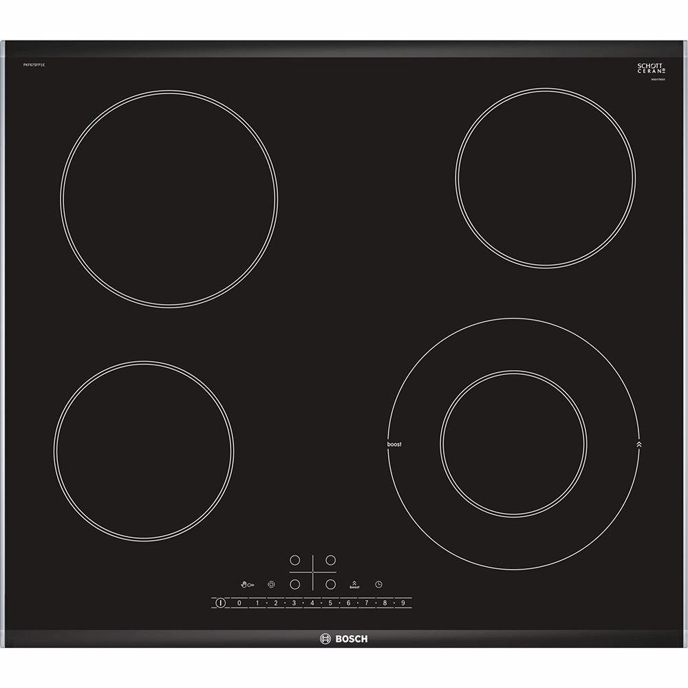 Bosch keramische kookplaat  (inbouw) PKF675FP1E