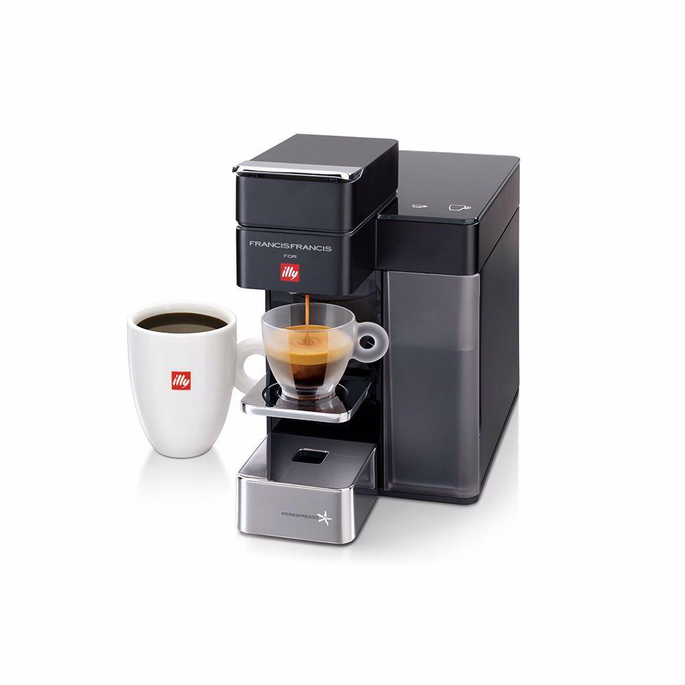 illy espressomachine Y5 (Zwart)