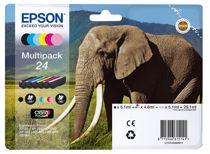 Epson cartridge 24 Claria Photo HD Ink (6-kleuren)