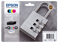 Epson cartridge 35 DURABrite Ultra Ink (4-kleuren)