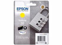 Epson cartridge 35 DURABrite Ultra Ink (Geel)