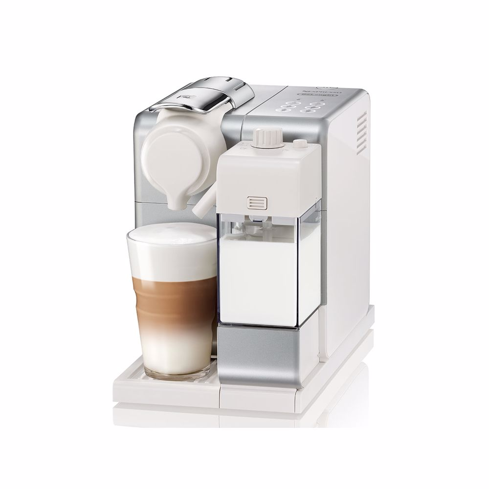 De'longhi Nespresso Lattissima Touch EN560.S (Zilver)