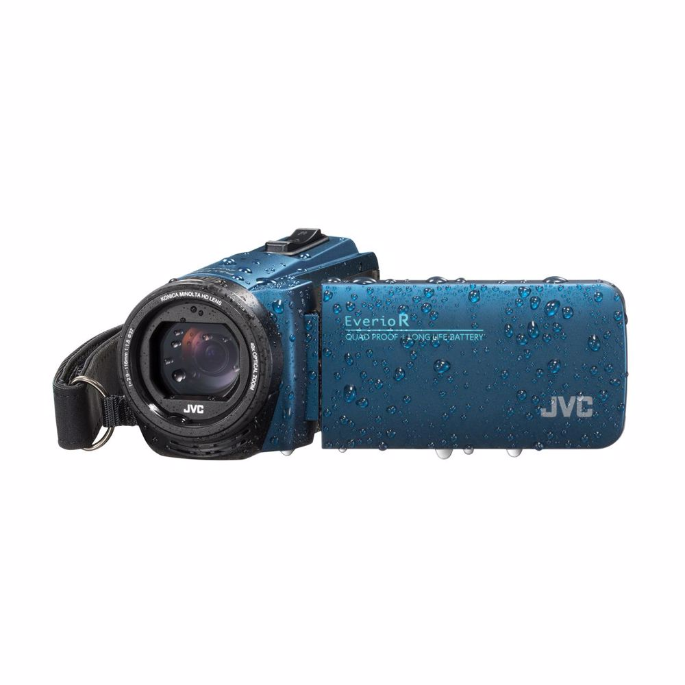 JVC camcorder GZ-R495AKIT