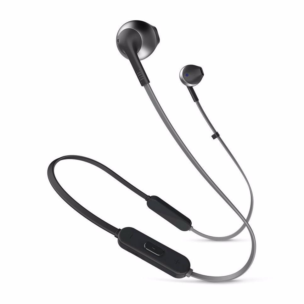 JBL in-ear hoofdtelefoon Tune 205BT (Zwart)