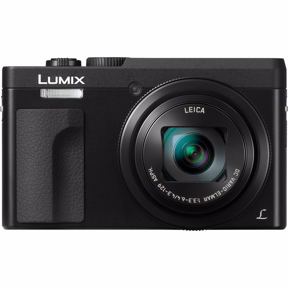 Panasonic compact camera LUMIX TZ90 INCL. TAS EN 8GB SD-KAART