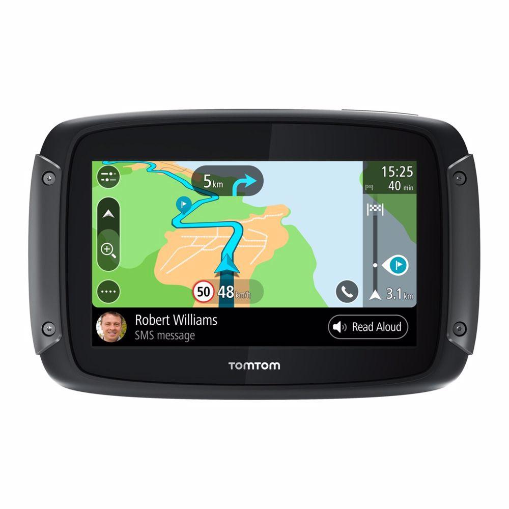 Tomtom navigatiesysteem RIDER 500 EU