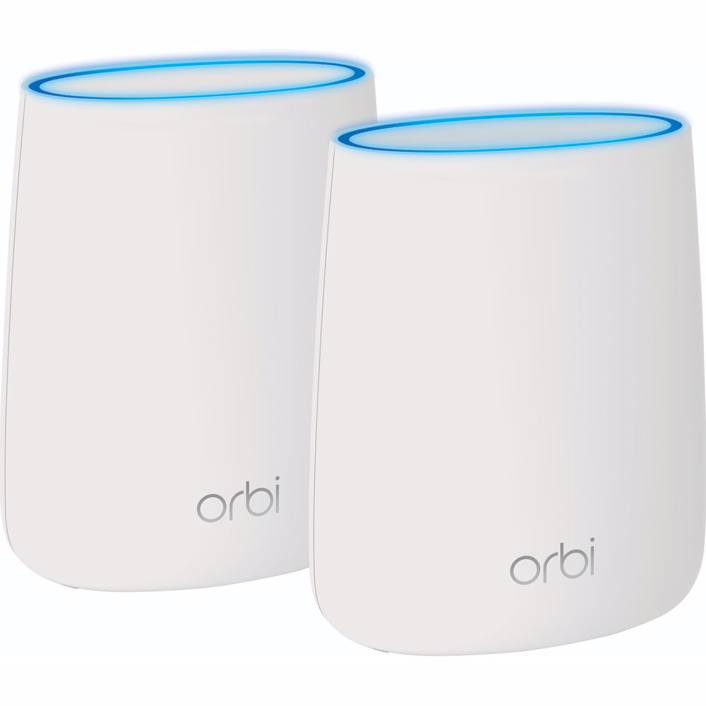Netgear WiFi-systeem Orbi RBK20-100PES