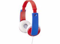 JVC kinder hoofdtelefoon HA-KD7 (Rood)